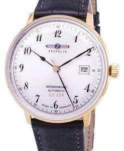 제 플 린 시리즈 LZ 129 힌덴부르크 ED.1 독일 7068-1 70681 남자의 시계를 만든