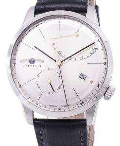 제 플 린 시리즈 Flatline 전력 예비 독일 7366-4 73664 남자의 시계를 만든