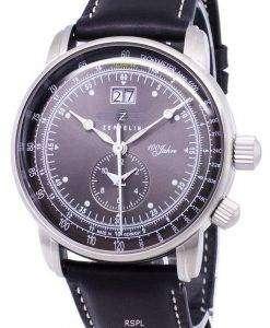 제 플 린 시리즈 100 년 ED.1 독일 만든 7640-2 76402 남자의 시계