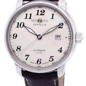 제 플 린 시리즈 LZ127 그라프 독일 만든 7656-5 76565 남자의 시계