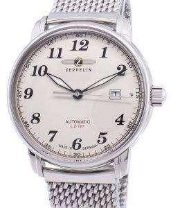 제 플 린 시리즈 LZ127 그라프 독일 7656 M-5를 만든 7656 M 5 남자의 시계
