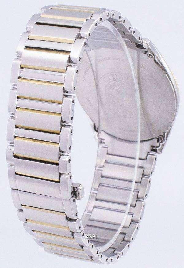 슈퍼 AR3078 88E 남자 시민 에코 드라이브 스틸 시계