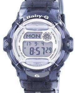 건반 베이비-G 세계 시간 BG-169R-8 D 여자 시계
