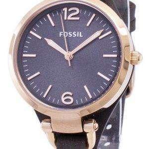 화석 조지아 그레이 다이얼 ES3077 여자의 시계