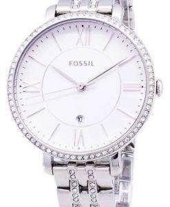 화석 재클린 크리스털 악센트 ES3545 여자의 시계