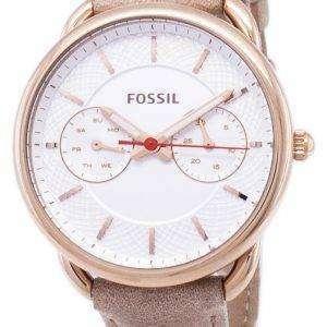 화석 재단사 다기능 석 영 ES4007 여자의 시계