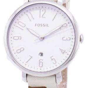 화석 재클린 석 영 ES4209 여자의 시계