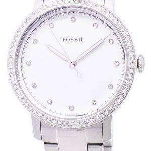 화석 Neely 석 영 다이아몬드 악센트 ES4287 여자의 시계