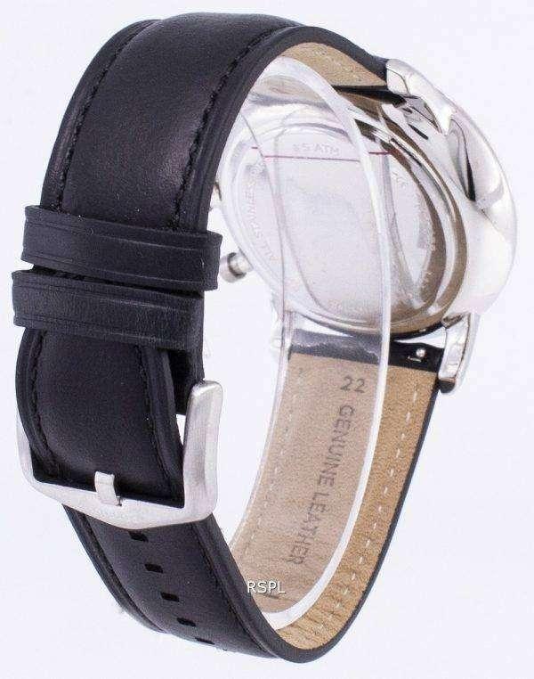 화석 Neutra 크로 노 그래프 석 영 FS5452 남자의 시계