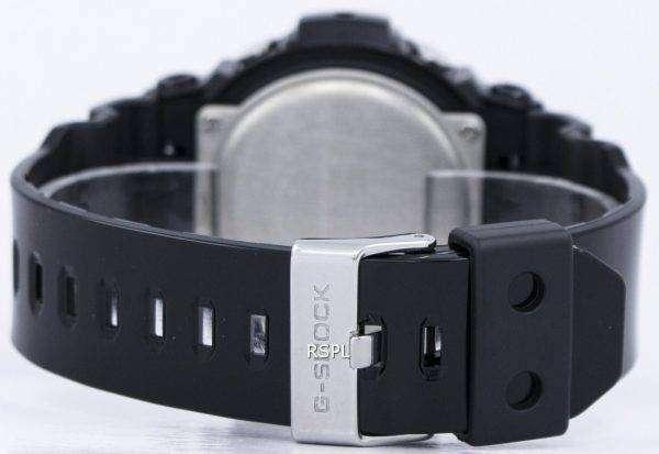 건반의 g 조-충격 로즈 골드 악센트 GA-200RG-1A 남자의 시계