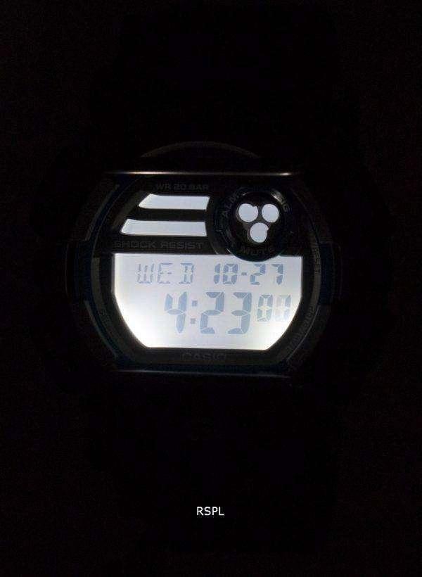 건반의 g 조-충격 플래시 경고 슈퍼 조명 기 GD-400-2 남자의 시계