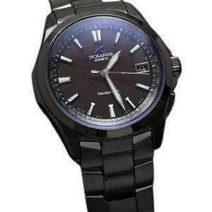 카시오 Oceanus 원자 OCW-S100B-1AJF 남자의 시계