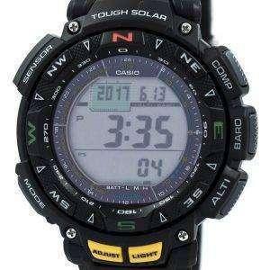 건반 Protrek 트리플 센서 PRG-240-1 박사 PRG-240-1 D PRG-240-1 남자의 시계