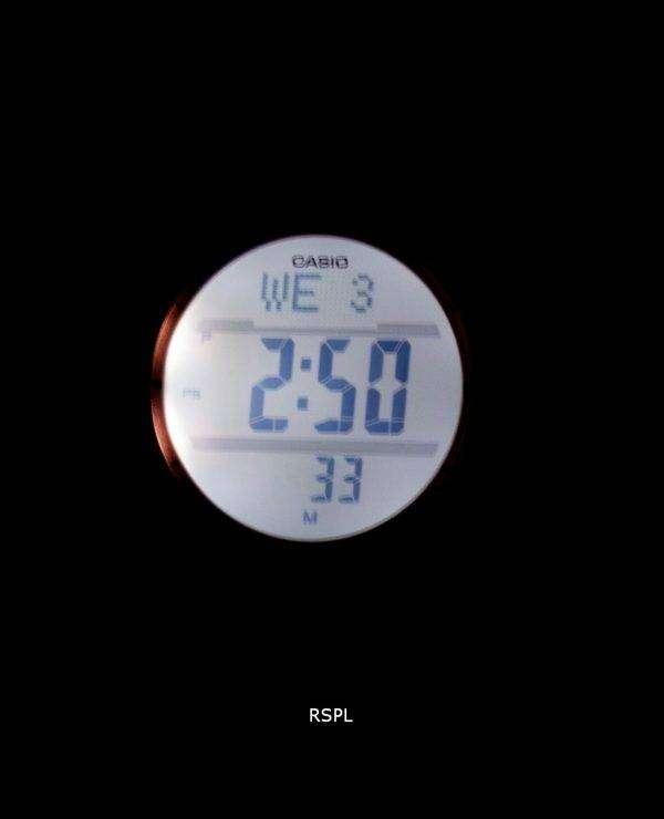 건반 Protrek 트리플 센서 힘든 태양 PRG-300-1A4 시계