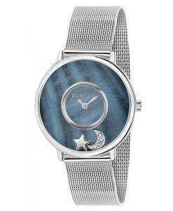Morellato 석 영 다이아몬드 악센트 R0153150506 여자의 시계