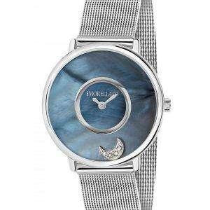 Morellato 석 영 다이아몬드 악센트 R0153150507 여자의 시계