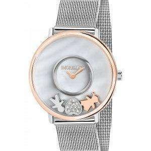 Morellato 석 영 다이아몬드 악센트 R0153150508 여자의 시계