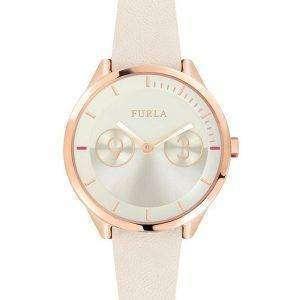 Furla 대도시 석 영 R4251102542 여자의 시계
