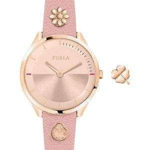 Furla 핀 석 영 R4251112509 여자의 시계