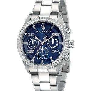 마 세라 티 Competizione 석 영 R8853100011 남자의 시계