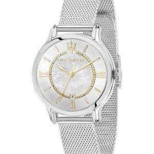 마 세라 티 Epoca 석 영 R8853118504 여자의 시계