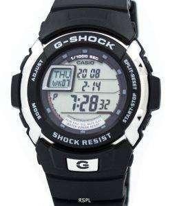 건반의 g 조-충격 G 스파이크 시계 G-7700-1 박사 G7700