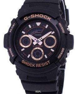 건반의 g 조-충격 충격 방지 아날로그 디지털 AW-591GBX-1A4 AW591GBX-1A4 남자의 시계