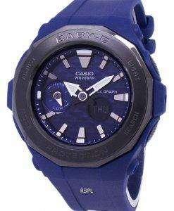 건반 베이비-G 조 수 그래프 아날로그 디지털 200 M BGA-225 G-2A BGA225G-2A 여자의 시계