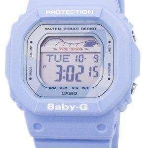 건반 베이비-G G Lide 타이 드 그래프 디지털 BLX-560-2 BLX560-2 여자의 시계