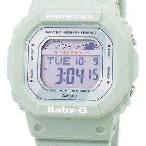 건반 베이비-G G Lide 타이 드 그래프 달 데이터 BLX-560-3 BLX560-3 여자의 시계