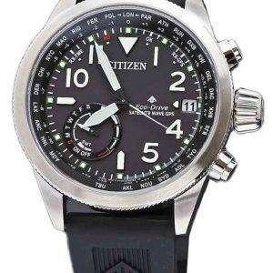 시민 Promaster CC-3060-10E 에코 드라이브 GPS 위성 파 남자의 시계
