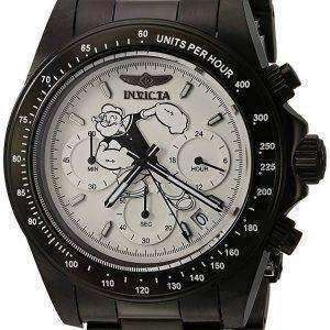 인 빅 타 문자 컬렉션 24485 뽀 빠이 제한 판 크로 노 그래프 200m 남성용 시계