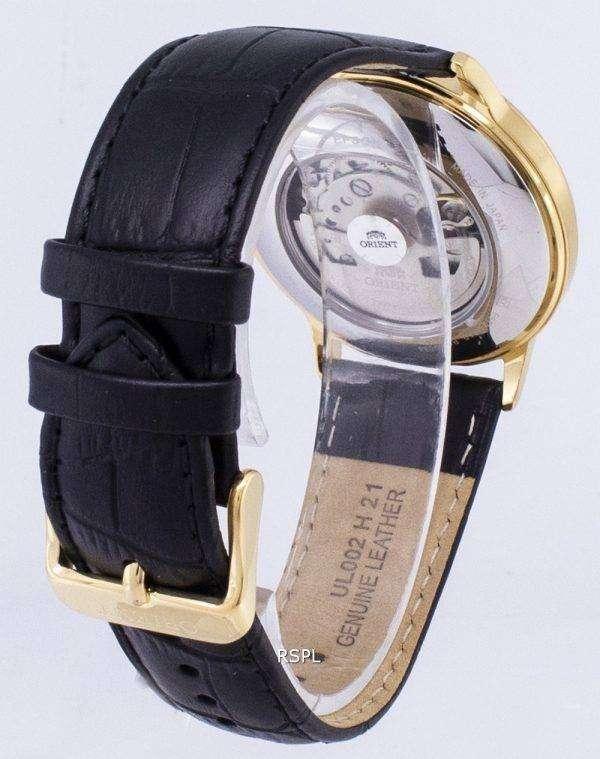 RA AC0002S00C 남자의 시계를 만든 동양 아날로그 자동 일본