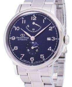 동양 스타 파워 예약 자동 일본 만든 다시 AW0002L00B 남자의 시계