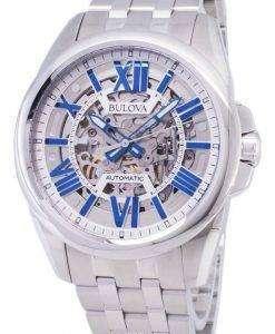 뻐꾸기 클래식 96A187 자동 남자의 시계