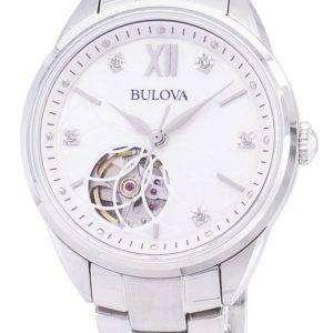 뻐꾸기 자동 96 P 181 다이아몬드 악센트 여자의 시계