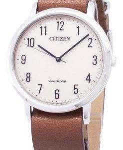 시민 에코 드라이브 BJ6501-28A 아날로그 남자의 시계