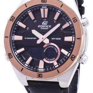 건반 건물 시대-110GL-1AV 표준 크로 노 그래프 석 영 남자의 시계