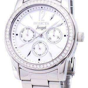 인 빅 타 천사 11768 석 영 다이아몬드 악센트 여자 시계