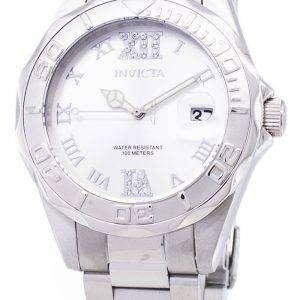 인 빅 타 프로 다이 버 12851 아날로그 석 영 여자의 시계