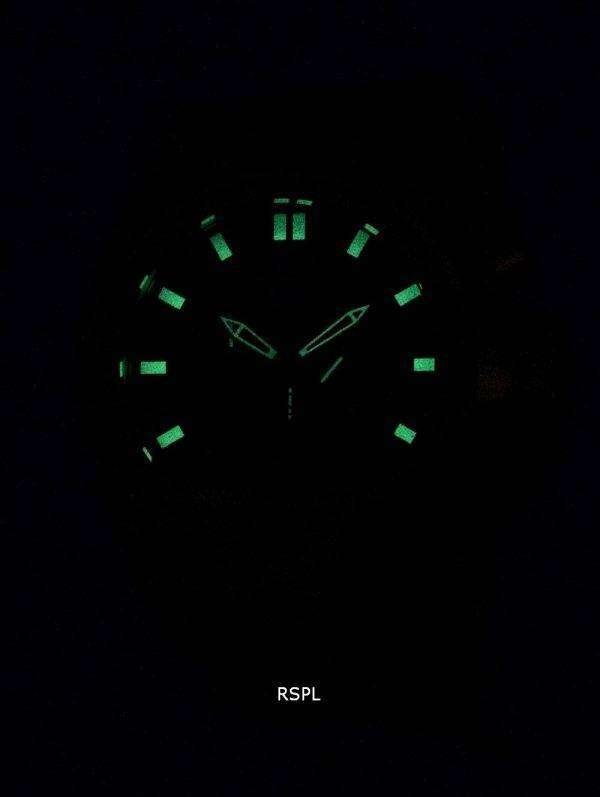 인 빅 타 예약 컬렉션 25607 크로 노 그래프 석 영 200 M 남자 시계