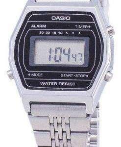 카시오 빈티지 LA690WA-1 디지털 여자의 시계
