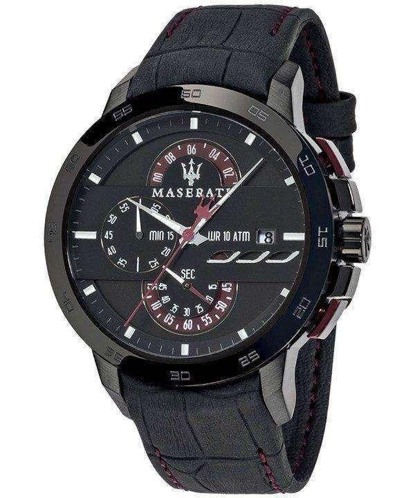 마 세라 티 Ingegno R8871619003 크로 노 그래프 쿼 츠 남성용 시계