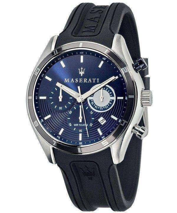 마 세라 티 Sorpasso R8871624003 크로 노 그래프 쿼 츠 남성용 시계