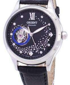 자동 RA-AG0019B10B 열린 마음 다이아몬드 악센트 여자 시계 방향