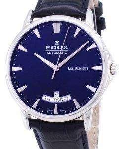 Edox 레 Bemonts 830153BUIN 83015 3 부인 자동 남자의 시계
