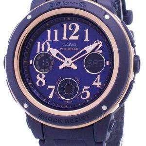 건반 베이비-G BGA-150PG-2B2 조명 아날로그 디지털 여자의 시계