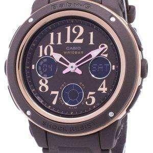 건반 베이비-G BGA-150PG-5B2 조명 아날로그 디지털 여자의 시계