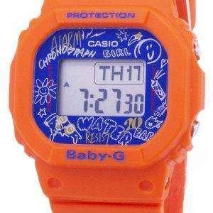 건반 베이비-G BGD-560SK-4 BGD560SK-4 크로 노 그래프 디지털 여자의 시계