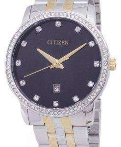 시민 BI5034-51E 석 영 아날로그 남자의 시계